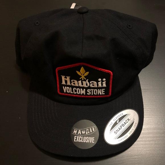 best service d5ade 2163a ... uk volcom hawaii exclusive hat 60588 20c94